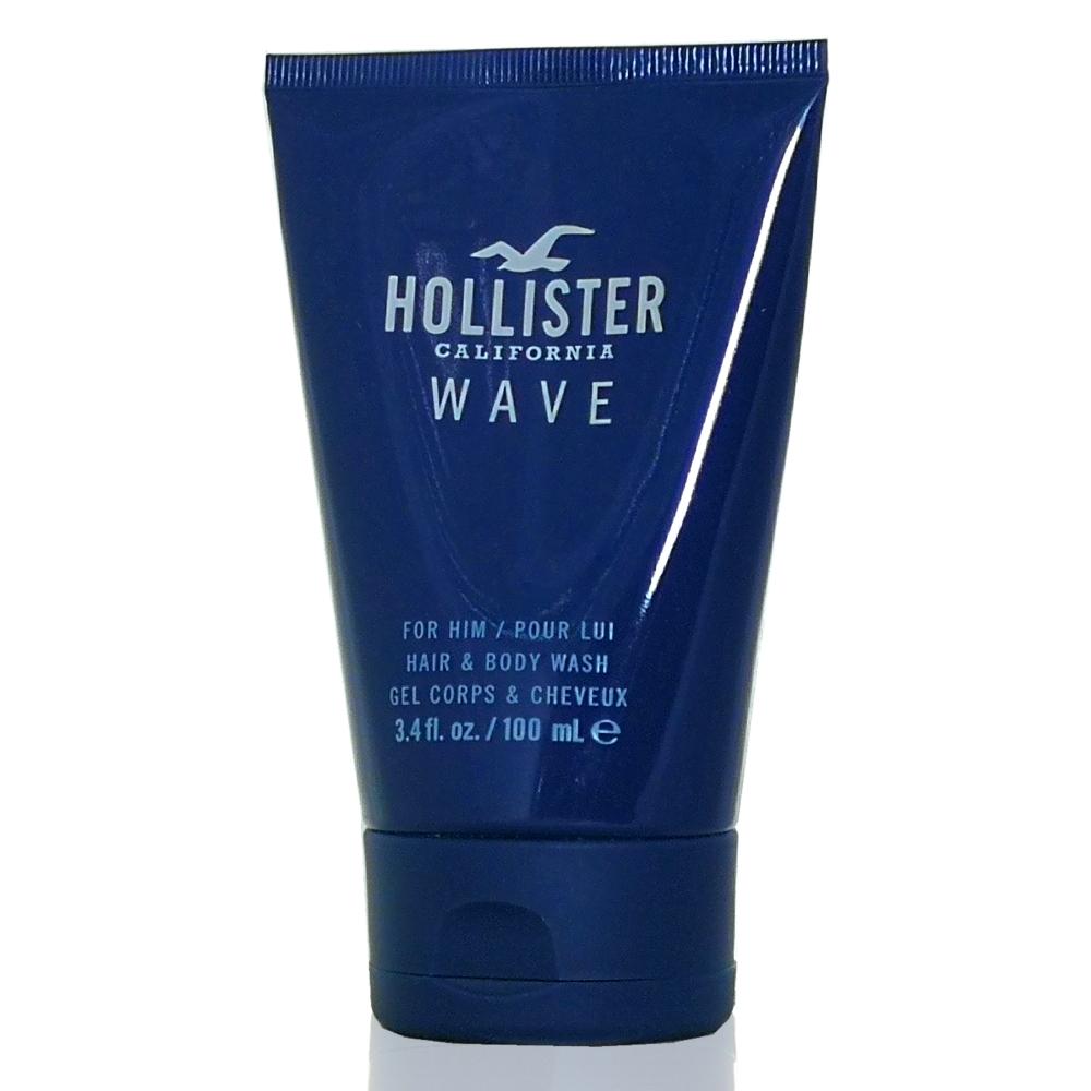 Hollister california Wave 加州海浪男性沐浴精 100ml 無外盒