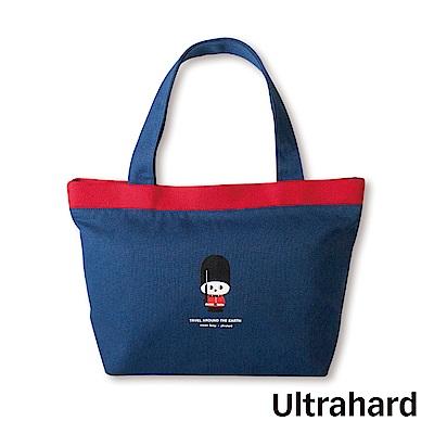 Ultrahard 月見兔小提袋-小騎兵(紅藍)