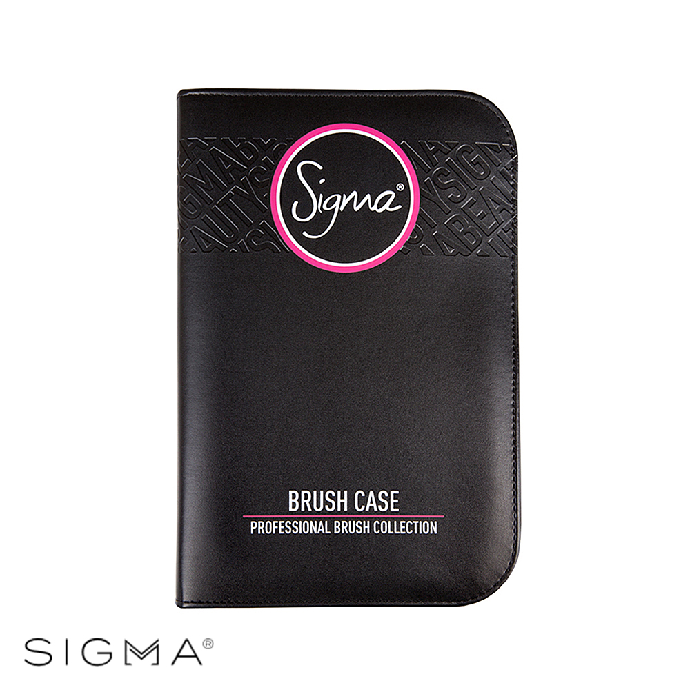 Sigma 刷具收納包-黑色 Brush Case-Black