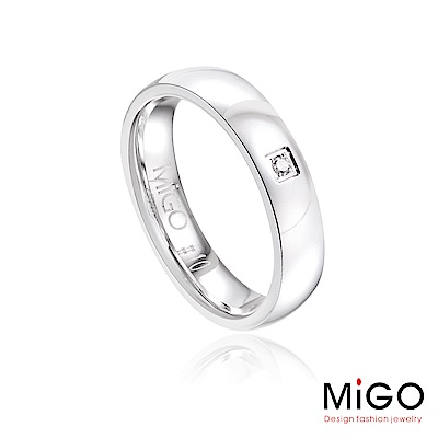 MiGO-Always女戒(925銀)