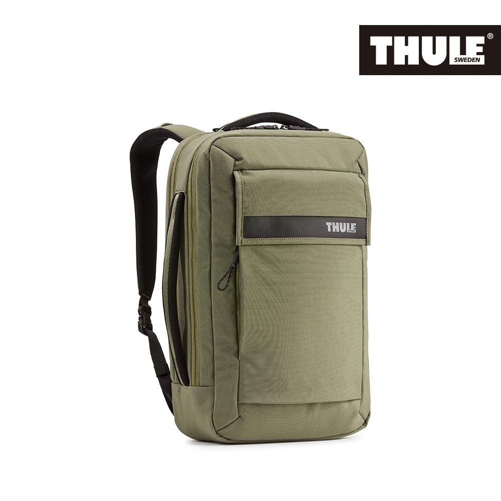 THULE-Paramount 2 16L筆電後背包PARACB-2116-橄欖綠