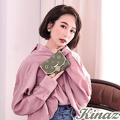 KINAZ 清新茉莉三折中夾-香水系列