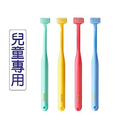 日本BONIKA兒童T型牙刷 顏色隨機