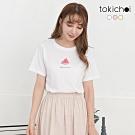 東京著衣 韓妞穿搭必備舒適多色可愛水果T恤(共三色)