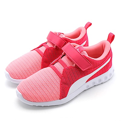 PUMA Carson 2 V PS 中童休閒鞋 19056508 粉紅桃