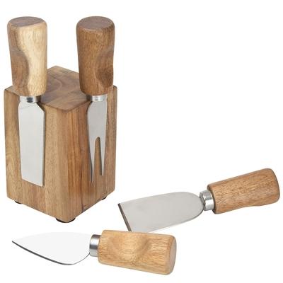 《TaylorsEye》磁吸刀座+起司刀叉4件