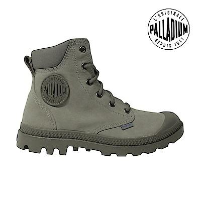 Palladium Pampa Cuff WP Lux防水靴-女-灰