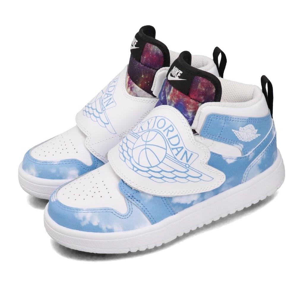 Nike 休閒鞋 Sky Jordan 1 運動 童鞋