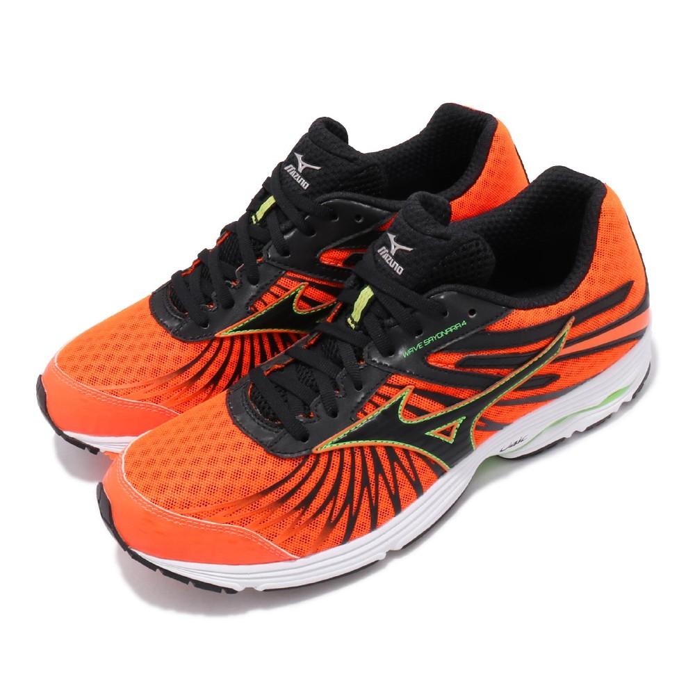 Mizuno 慢跑鞋 Wave Sayonara 4 男鞋