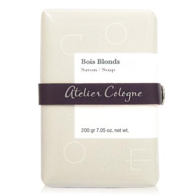 Atelier Cologne 歐瓏 Bois Blonds流金木香香氛皂200g