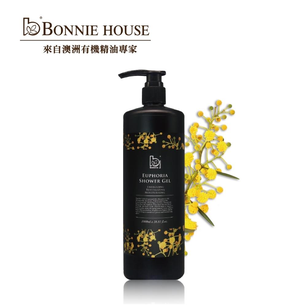 Bonnie House 幸福朝露精油沐浴膠1000ml