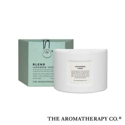 The Aromatherapy Co. 紐西蘭天然香氛 Blend混調系列 日本柚子 Japanese Yuzu 280g 香氛蠟燭