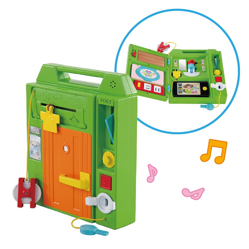 日本People-益智手提聲光遊戲機 (8m+)(充滿聲光效果)(獲日本玩具大賞獎)