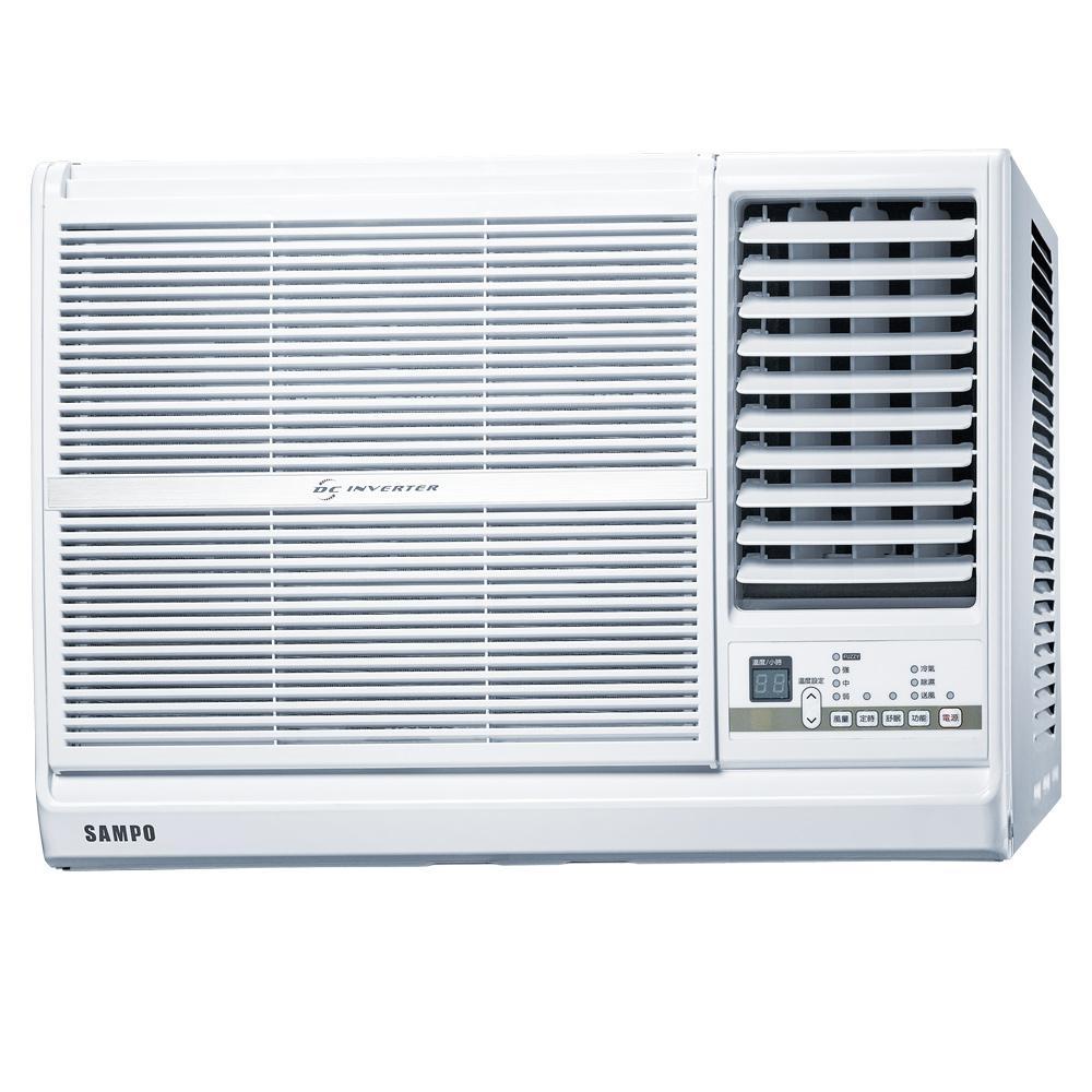 SAMPO聲寶 4-6坪變頻右吹窗型冷氣AW-PC28D1含基本安裝