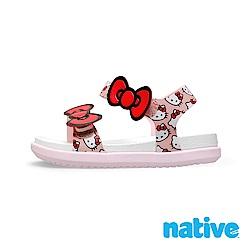 native 大童鞋 CHARLEY 小查理涼鞋-櫻花粉
