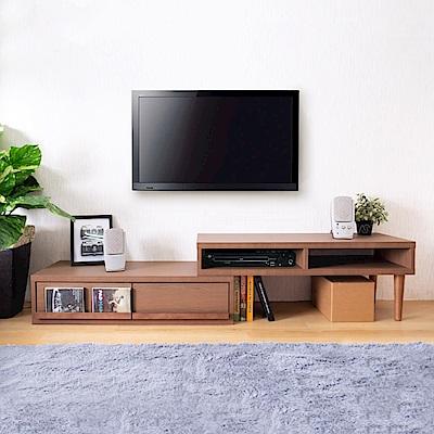 AS-卡洛多功能電視櫃-200x40x39cm-兩色可選