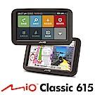 Mio Classic 615 5吋 專利動態預警 GPS 測速導航系統
