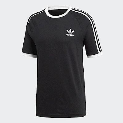 adidas T恤 Originals 3 Strpe T 男款