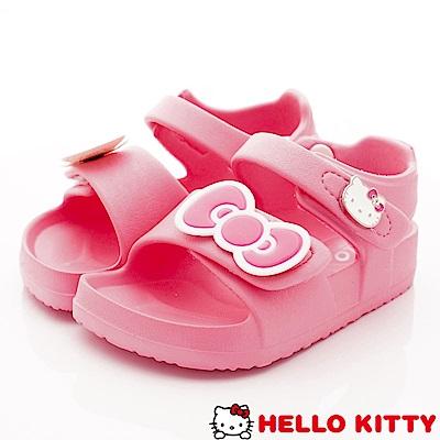 HelloKitty童鞋 超輕量休閒鞋款 EI19229粉(小童段)