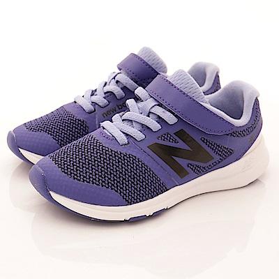 NewBalance童鞋 針織運動鞋款 PREMTY紫(中小童段)