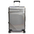 aaronation - 25吋RD髮絲紋系列行李箱-URA-WJ18A01-25