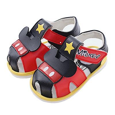 迪士尼米奇寶寶嗶嗶鞋 sk0491 魔法Baby