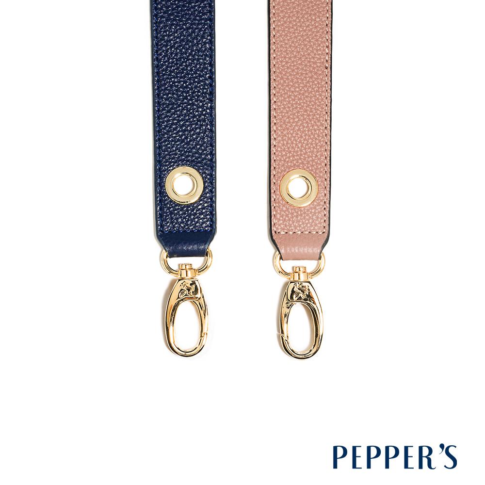 PEPPER`S Beverly 牛皮短背帶 - 2色