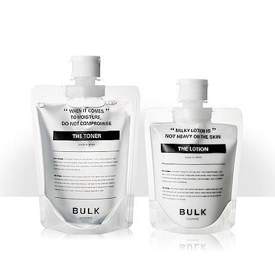 BULK HOMME 本客 基礎保養組(化妝水+乳液)