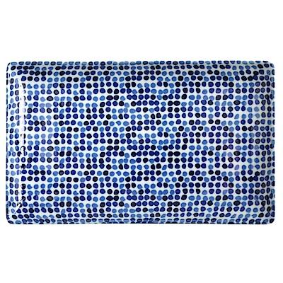 日本Natural69 波佐見燒 Swatch系列 長方形淺盤 14x23.5cm 磁磚