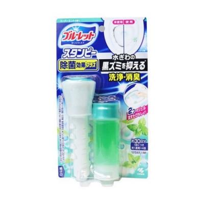 日本【小林製藥】新世代廁所馬桶便器芳香印-薄荷綠28g
