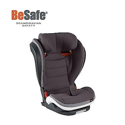 BeSafe iZi Flex FIX 成長型兒童汽車安全座椅(精靈灰)