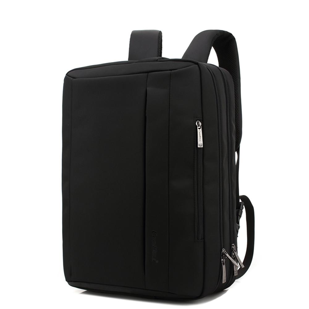 大容量三用電腦後背包.公事包17吋黑色 CB5501BK