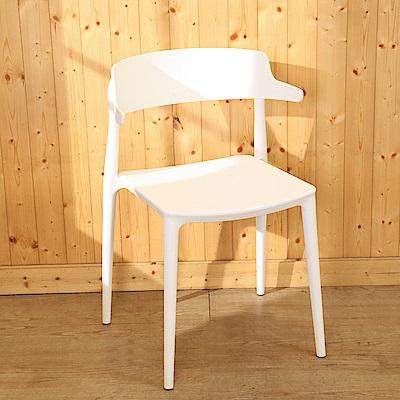 BuyJM菲比U型椅背餐椅/休閒椅-DIY