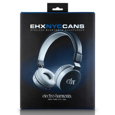 Electro Harmonix NYC CANS 藍芽耳罩式耳機