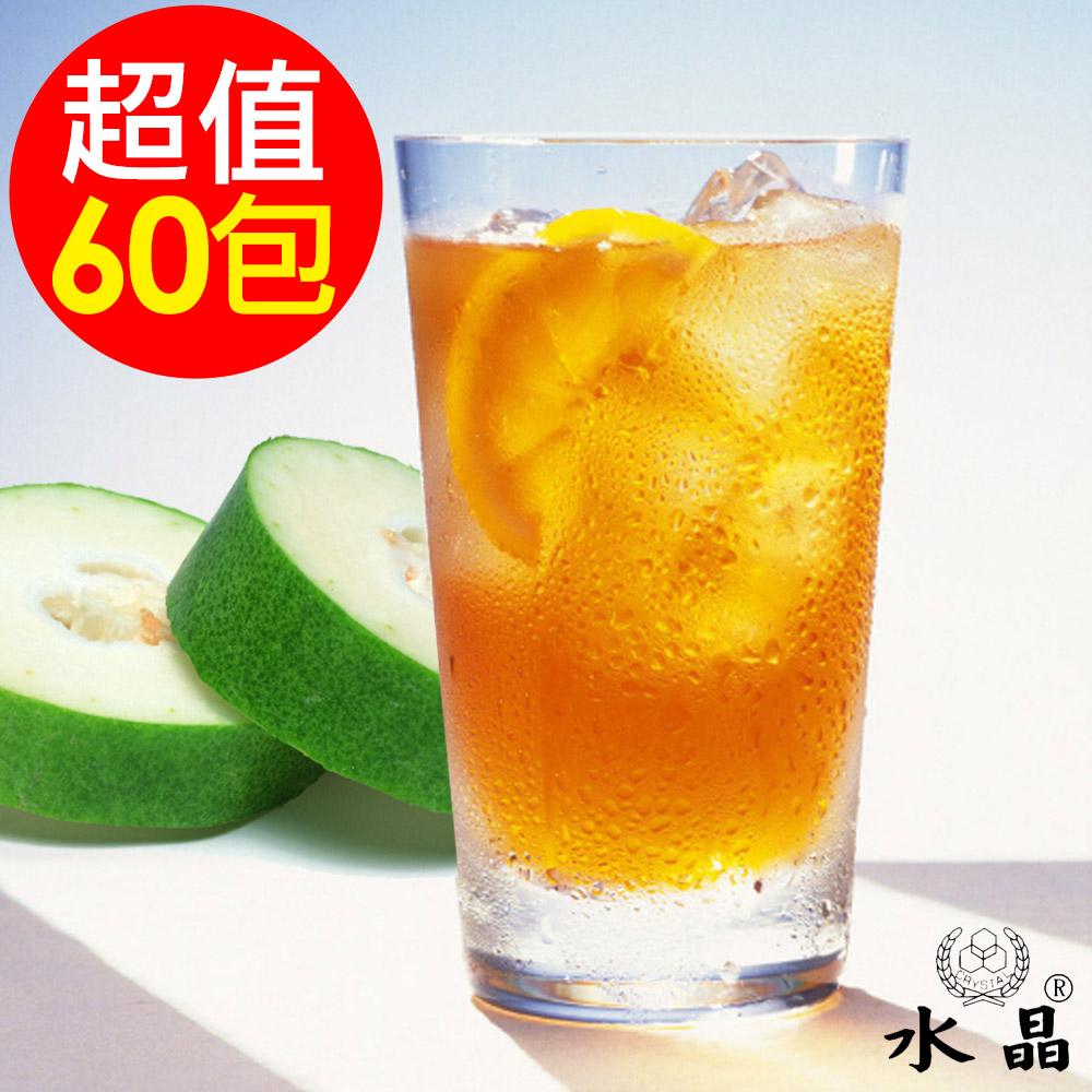 水晶 古早味冬瓜茶包12袋(5包/袋,共60包)