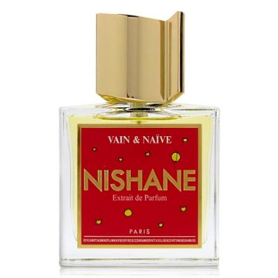 Nishane 妮姍 Vain & Naive Extrait De Parfume 天真傲慢香精 50ml TESTER