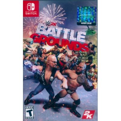 WWE 2K 殺戮戰場 WWE 2K Battlegrounds - NS Switch 中英日文美版