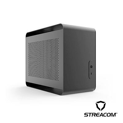 【荷蘭STREACOM】DA2 ITX 個人化創作電腦機殼-極光黑