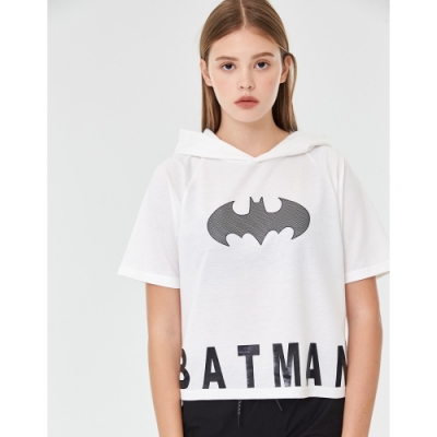 CACO-蝙蝠俠拉克蘭上衣-女【XDC008】