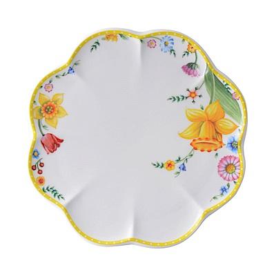 Villeroy & Boch 唯寶 春天覺醒系列 花型餐盤 22cm