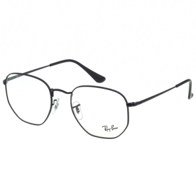 RAY BAN 光學眼鏡(黑色)