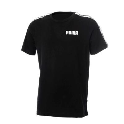 【PUMA官方旗艦】基本系列Tape短袖T恤 男性 58647301