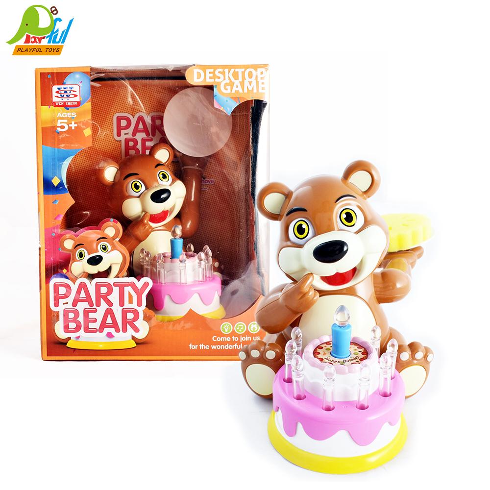 Playful Toys 頑玩具 蛋糕熊