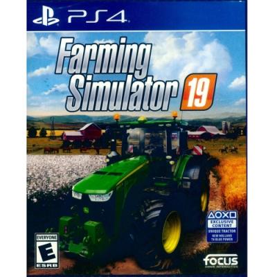 模擬農場 19 Farming Simulator 19 - PS4 中英文美版