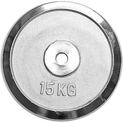 15公斤電鍍槓片(1入)