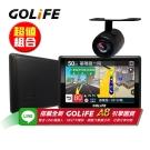 GOLiFE GoPad 5S 多功能智慧Wi-Fi 5吋聲控導航平板+R20倒車顯影鏡頭