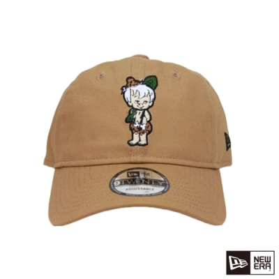 NEW ERA 9TWENTY 920 摩登原始人 班班BAMBAM 咖啡