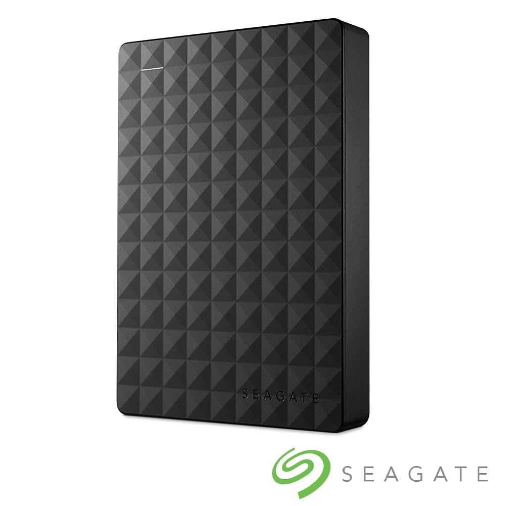 Seagate 新黑鑽 5TB 2.5吋外接硬碟(STEA5000402)
