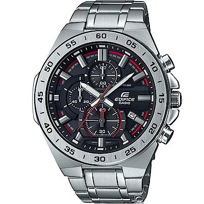 CASIO EDIFICE 三眼設計競速腕錶(EFR-564D-1A)48.9mm