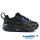 KangaROOS 美國袋鼠鞋 女 SWING 復古籃球老爹鞋/休閒鞋(黑-KW01180) product thumbnail 1
